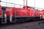 "MaK 1000635 - Railion ""294 860-2"" 12.01.2008 - Wanne-Eickel, BetriebshofPeter Gerber"