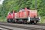 """MaK 1000635 - DB Cargo """"294 860-2"""" __.__.2020 - Duisburg-Neudorf, Abzweig LotharstraßeOliver Buchmann"""