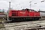 """MaK 1000639 - DB Schenker """"294 864-4"""" 14.02.2016 - Mannheim-RheinauErnst Lauer"""