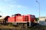"MaK 1000641 - Railion ""294 866-9"" 19.09.2007 - Menden-Horlecke, Übergabebahnhof RheinkalkPeter Gerber"