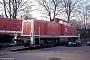 "MaK 1000641 - DB ""290 366-4"" 23.11.1992 - Essen, Krupp-Werkshof M3Martin Welzel"