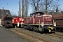 "MaK 1000644 - DB AG ""294 369-4"" 23.02.1998 - Dillingen (Saar)Werner Schwan"
