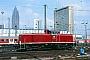 """MaK 1000646 - Railion """"290 371-4"""" 10.04.2004 - Frankfurt (Main), HauptbahnhofWerner Schwan"""