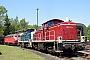 """MaK 1000646 - DB Cargo """"290 371-4"""" 13.05.2018 - Schwarzenberg (Erzgebirge)Ralph Mildner"""