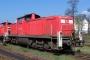 """MaK 1000648 - Railion """"294 373-6"""" 12.04.2007 - Cottbus, AusbesserungswerkHeiko Müller"""