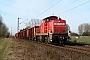 """MaK 1000648 - DB Schenker """"294 873-5"""" 04.03.2010 - Dieburg-AltheimKurt Sattig"""