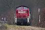 "MaK 1000650 - DB Schenker ""294 875-0"" 07.03.2012 - Nalbach-BilsdorfErhard Pitzius"