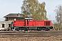 """MaK 1000651 - DB Schenker """"294 876-8"""" 12.04.2015 - Mannheim, RangierbahnhofErnst Lauer"""
