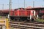 """MaK 1000651 - DB Cargo """"294 876-8"""" 28.08.2016 - Mannheim RangierbahnhofErnst Lauer"""