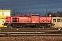 """MaK 1000652 - DB Schenker """"294 877-6"""" 24.12.2014 - Mannheim, RangierbahnhofErnst Lauer"""