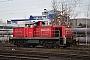 "MaK 1000652 - DB Schenker ""294 877-6"" 30.01.2015 - Mannheim-KäfertalHarald S"