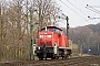 """MaK 1000657 - Railion """"294 382-7"""" 29.03.2007 - Schwerte, Abzweig HeideIngmar Weidig"""