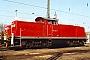 """MaK 1000657 - DB AG """"294 382-7"""" 16.03.2002 - Hamm (Westfalen), BetriebshofAndreas Kabelitz"""
