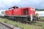 "MaK 1000657 - Railion ""294 382-7"" 16.08.2007 - Menden-Horlecke, Übergabebahnhof RheinkalkPeter Gerber"