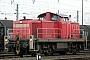 """MaK 1000657 - DB Schenker """"294 882-6"""" 18.11.2010 - Gütersloh, HauptbahnhofRainer Pallapies"""