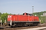 """MaK 1000660 - Railion """"294 385-0"""" 28.04.2007 - Hagen-Vorhalle, Triebfahrzeug ServicestelleIngmar Weidig"""