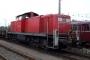 """MaK 1000660 - Railion """"294 385-0"""" 30.09.2007 - Hagen-Vorhalle, BahnhofPeter Gerber"""