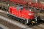 """MaK 1000660 - Railion """"294 885-9"""" 09.03.2008 - Mannheim, RangierbahnhofErnst Lauer"""