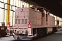 "MaK 1000662 - DB ""290 387-0"" 05.08.1987 - Nürnberg, AusbesserungswerkJochen Fink"