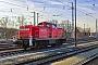 """MaK 1000663 - DB Cargo """"294 888-3"""" 19.01.2019 - RuhlandFrank Gutschmidt"""