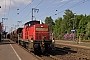 """MaK 1000669 - DB Schenker """"294 954-3"""" 31.05.2013 - Leer (Ostfriesland)Werner Schwan"""
