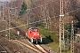 "MaK 1000671 - Railion ""294 396-7"" 15.03.2007 - Gelsenkirchen-Bismarck, BahnhofIngmar Weidig"