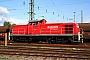 """MaK 1000672 - Railion """"294 897-4"""" 04.09.2007 - Moers, GüterbahnhofAndreas Kabelitz"""