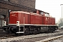 "MaK 1000673 - DB ""290 398-7"" 15.10.1979 - Gelsenkirchen-Bismarck, BahnbetriebswerkMartin Welzel"