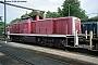 "MaK 1000674 - DB AG ""290 399-5"" 18.06.1994 - Krefeld, BahnbetriebswerkNorbert Schmitz"