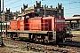 """MaK 1000675 - DB Cargo """"294 958-4"""" 05.10.2018 - Minden (Westfalen), BahnhofKlaus Görs"""