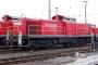 """MaK 1000678 - Railion """"294 903-0"""" 28.10.2007 - Hagen-Vorhalle, BetriebshofPeter Gerber"""
