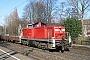 """MaK 1000681 - Railion """"294 406-4"""" 15.02.2008 - BochumManfred Kopka"""