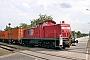 """MaK 1000704 - DB Cargo """"295 022-8"""" 21.05.2016 - Hamburg-AltenwerderAndreas Kriegisch"""