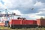 """MaK 1000704 - DB Schenker """"295 022-8"""" 25.06.2014 - Hamburg-WaltershofEdgar Albers"""