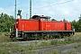 "MaK 1000684 - DB Cargo ""295 002-0"" 03.08.2003 - Bremerhaven-Lehe, BetriebshofKlaus Görs"