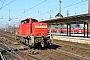 """MaK 1000684 - DB Schenker """"295 002-0"""" 29.03.2011 - Bremen, HauptbahnhofJens Vollertsen"""