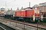 "MaK 1000685 - Railion ""295 003-8"" 10.03.2006 - Lingen (Ems), BahnhofJulius Kaiser"