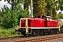 "MaK 1000686 - Railsystems ""295 004-6"" 26.07.2017 - Ratingen-LintorfLothar Weber"