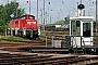 "MaK 1000687 - Railion ""295 005-3"" 21.05.2005 - Bremen, Bahnbetriebswerk RbfMalte Werning"