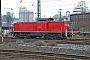 "MaK 1000687 - Railion ""295 005-3"" 19.02.2006 - Brake (Weser), BahnhofJens Vollertsen"