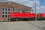 """MaK 1000687 - DB Schenker """"295 005-3"""" 06.04.2015 - Emden, BahnbetriebswerkJulius Kaiser"""