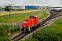 """MaK 1000687 - DB Cargo """"295 005-3"""" 13.07.2015 - EmdenJura Beckay"""