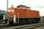 "MaK 1000689 - DB Cargo ""295 007-9"" 09.03.2000 - Kirchweyhe, VTGWillem Eggers"
