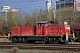 """MaK 1000689 - DB Schenker """"295 007-9"""" 14.02.2015 - Brake (Unterweser)Bernd Spille"""