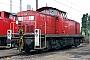 "MaK 1000690 - Railion ""295 008-7"" 16.07.2005 - Bremen, Bahnbetriebswerk RbfMalte Werning"