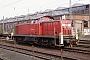 "MaK 1000690 - Railion ""295 008-7"" 12.08.2003 - Lingen (Ems), BahnhofJulius Kaiser"