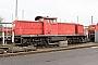 """MaK 1000692 - DB Schenker """"291 010-7"""" 18.01.2014 - Seevetal-Maschen, RangierbahnhofAndreas Kriegisch"""