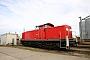 "MaK 1000692 - Railion ""291 010-7"" 02.04.2006 - Wismar, HafenPeter Wegner"