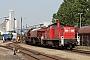 "MaK 1000694 - Railion ""295 012-9"" 31.05.2008 - Hamburg, Hohe SchaarGunnar Meisner"