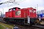 """MaK 1000694 - DB Cargo """"295 012-9"""" 07.03.2020 - Hamburg, Hohe SchaarJens Vollertsen"""